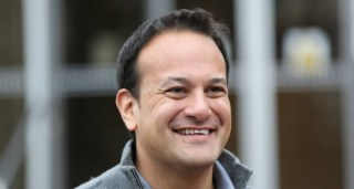 Leo Varadkar who will be attending Dublin Pride 2017 today