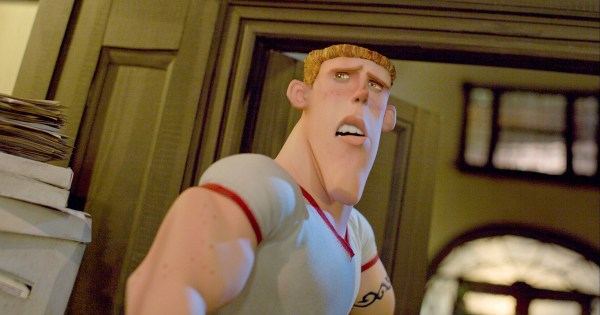Mitch Downe from 'Paranorman' - his character is the third on our list of most Iconic LGBT+ character in horror movies
