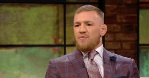 Conor McGregor apologises for using a homophobic slur
