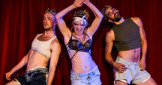 Outburst Queer Arts Belfast