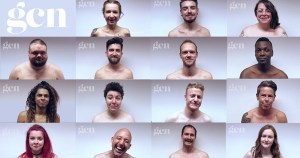 Tiled photo of all of the cover stars from our health & wellbeing issue interviews.