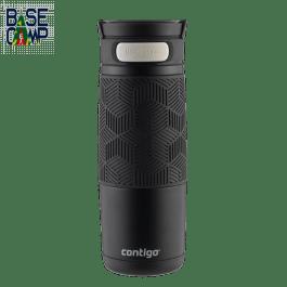 Black Basecamp Flask