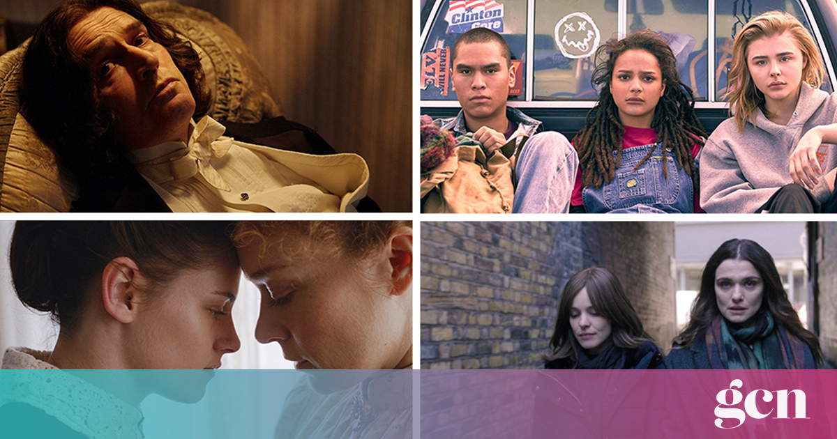 Shall queer tv teens prior to