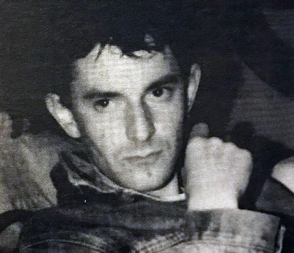 Tonie Walsh in 1989