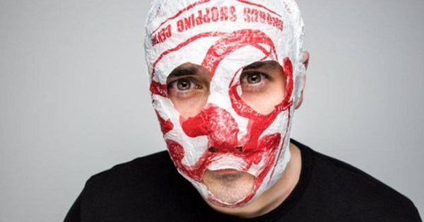 Stray Lineup:The new face of Irish social-commentary and one half of The Rubberbandits, Blindbody.
