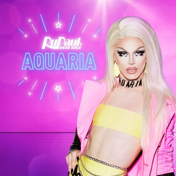 Aquaria is the first queen from The cast of RuPaul's Drag Race S10