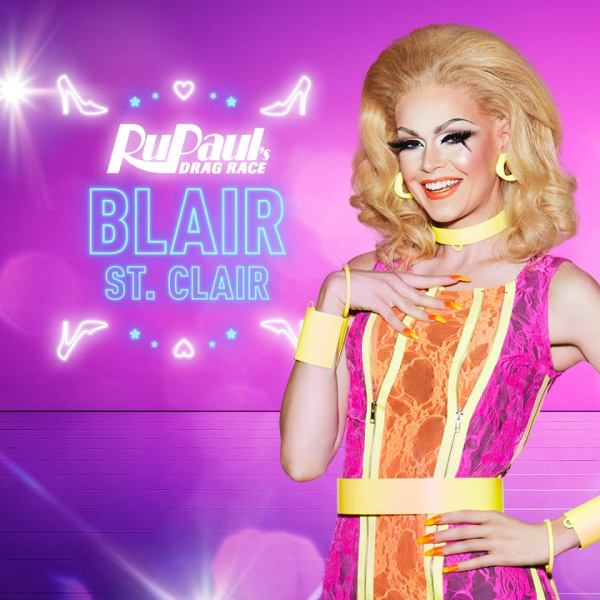 Blair St Claire from RuPaul's Drag Race S10