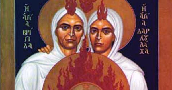 Women of Irish Herstory: St Brigid