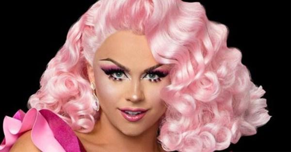 Ru Paul's Drag Race star Farrah Moan