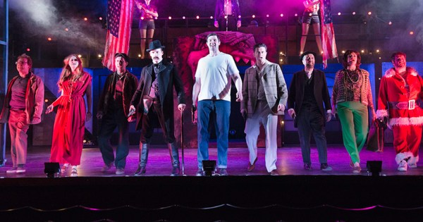 Stephen Sondheim's Assassins at The Gate Theatre