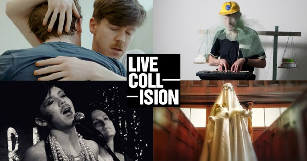 Live Collision Queer Line Up