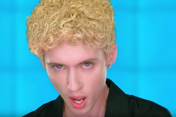 1999 music video - Troye as JT
