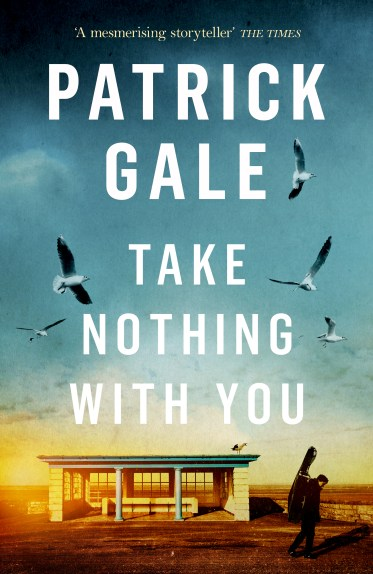 The cover of Patrick Gale's book 'Take Nothing With You'
