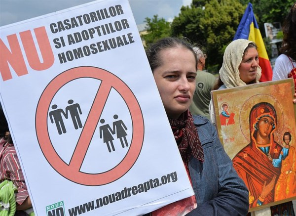 Support for the referendum in Romania