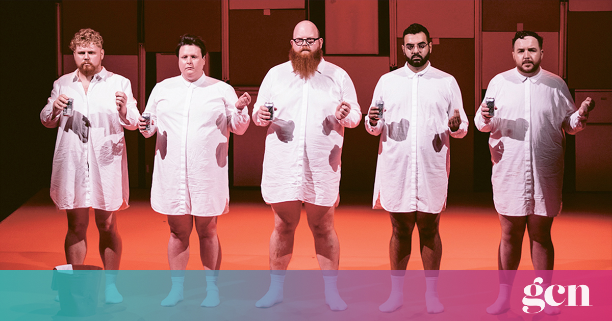 Fat Blokes - A new show challenging stereotypes