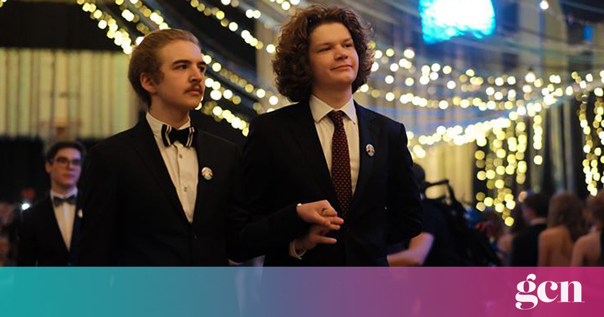 Poland's first LGBT+ prom brings queer teens and allies together