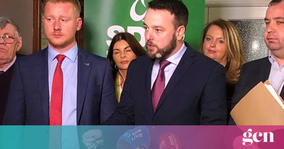 SDLP LGBT+ chair resigns as party aligns with Fianna Fáil