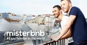 LGBT+ apps: misterbnb