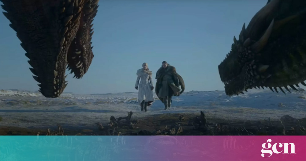 The new Game Of Thrones trailer has left fans gagging