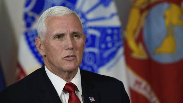 Vice-President Mike Pence invited Barrett to his breakfast meeting with Varadkar this year