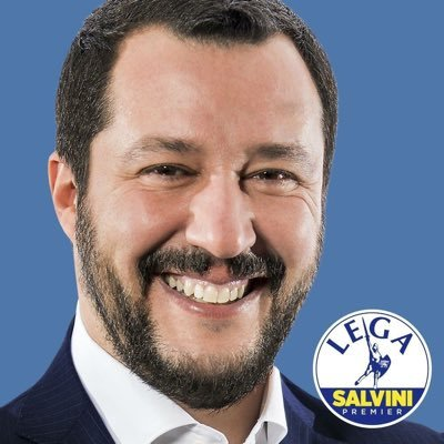 League leader Matteo Salvini, who spoke at the WCF conference despite the work of protesters
