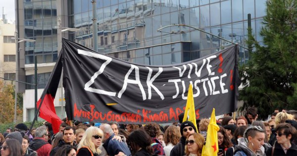 New Witness Discovered For Murder Of Greek LGBT+ Activist Zak Kostopoulos