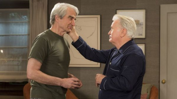 Queer inclusive shows: Grace and Frankie