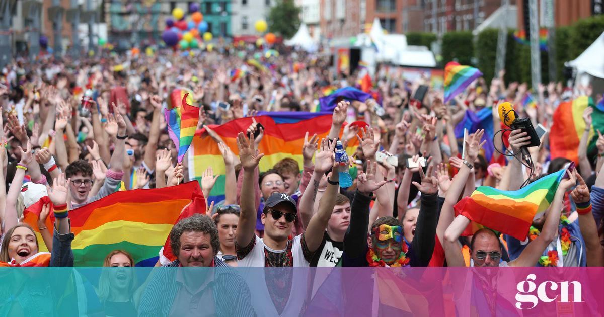 Dublin gay festival starts