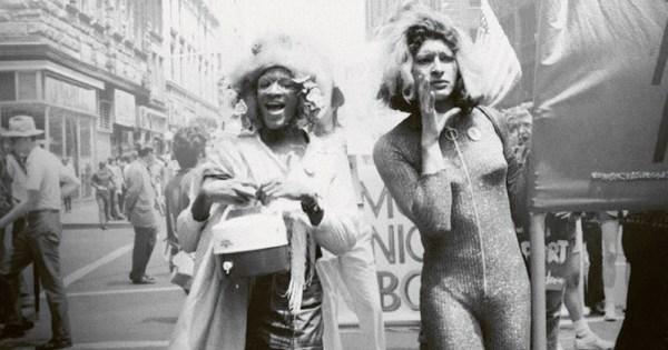 Stonewall Marsha P Johnson and Sylvia Rivera