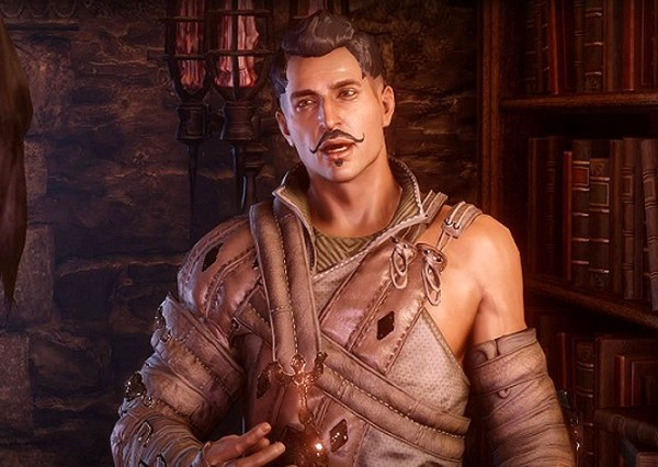 Dorian Pavus is one of the latest queer characters in video games
