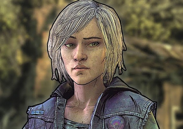 "Violet from ""The Walking Dead"" is one of the latest queer characters in video games"