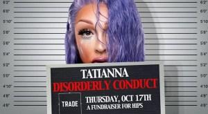 tatianna arrest mug shot