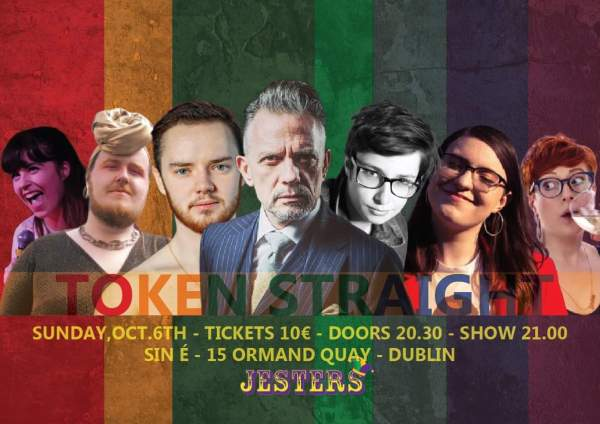 Acts set to preform at Token Straight comedy night this weekend
