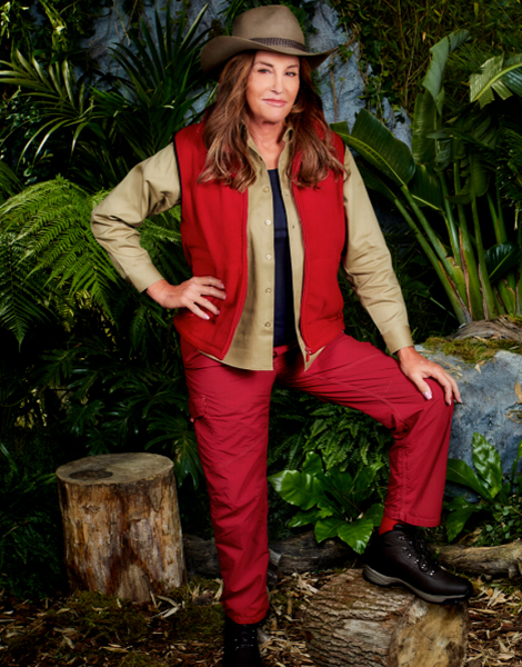 "Caitlyn Jenner appearing on ITV's ""I'm A Celebrity... Get Me Out Of Here!"""