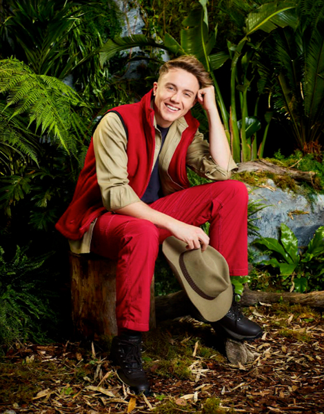 "Roman Kemp appearing on ITV's ""I'm A Celebrity... Get Me Out Of Here!"""