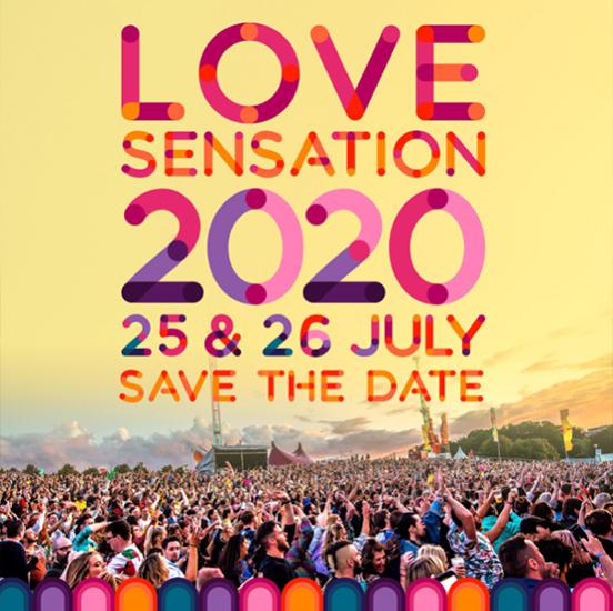 Love Sensation 2020