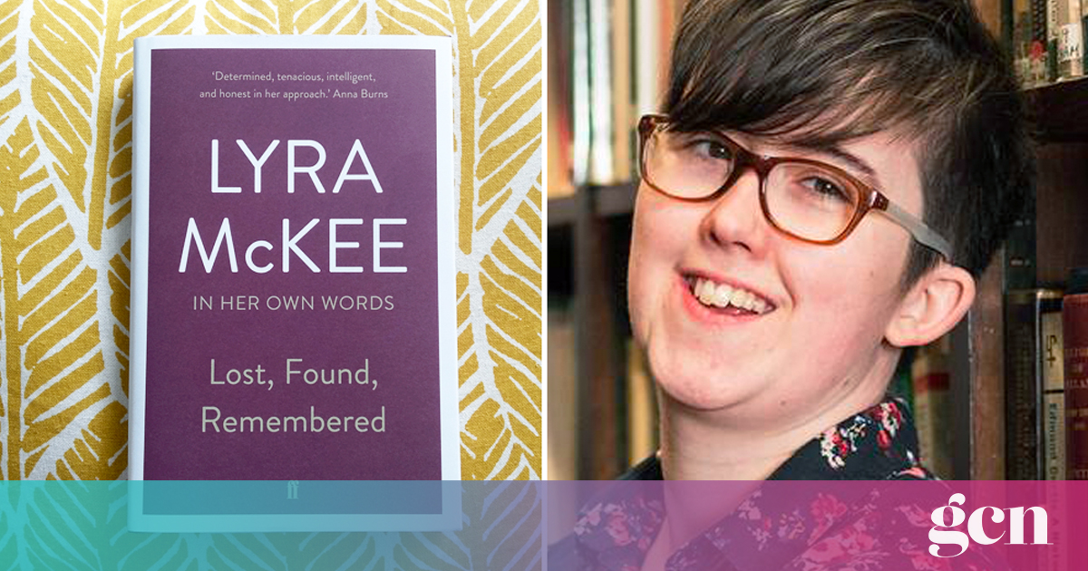 Lyra McKee's spirit lives on in her words as memorial book is published