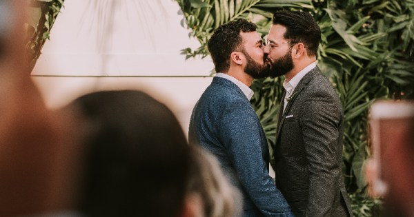 Same-sex couple Northern Ireland