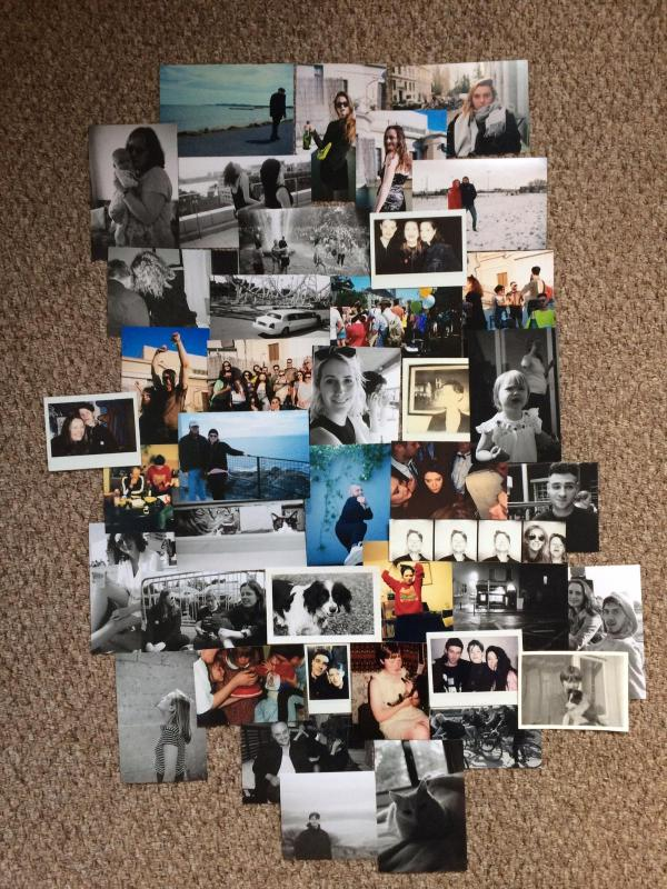 a collage of photographs
