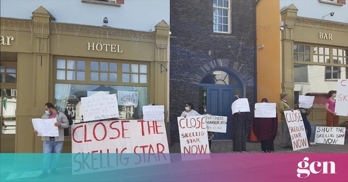 Residents of Direct Provision centre in Kerry go on hunger strike over appalling conditions