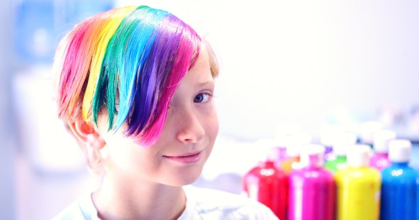 kids LGBT podcast