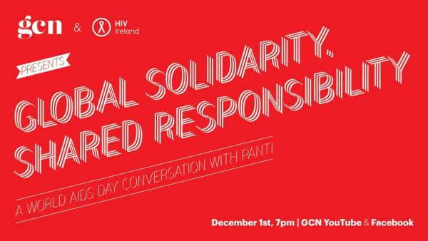 GCN World AIDS Day poster