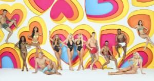 Image of Love Island contestants