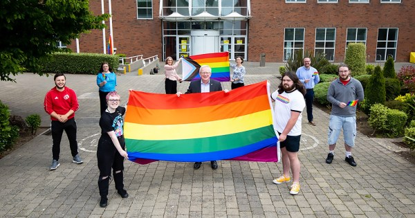 limerick institute technology pride launch