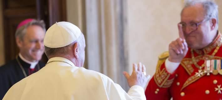 Νικητής ο Πάπας Φραγκίσκος στην κόντρα με τους Ιππότες της Μάλτας για τα προφυλακτικά