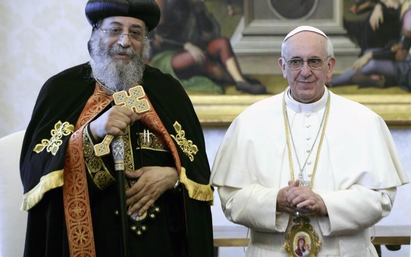 Υπό δρακόντεια μέτρα ασφαλείας η λειτουργία που τέλεσε ο πάπας Φραγκίσκος