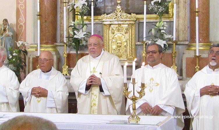 Με λαμπρότητα ο Πανσυριανός εορτασμός της Αγίας Δωρεάς
