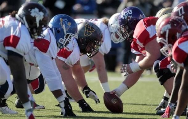 Practices Start Today For 2011 Senior Bowl