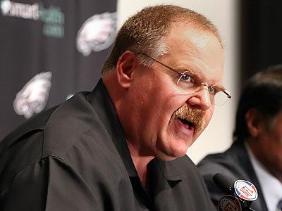 Andy Reid Talks About His Desire To Win A Super Bowl