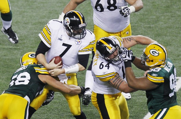 Ben Roethlisberger Was Flat Out Terrible In The Super Bowl